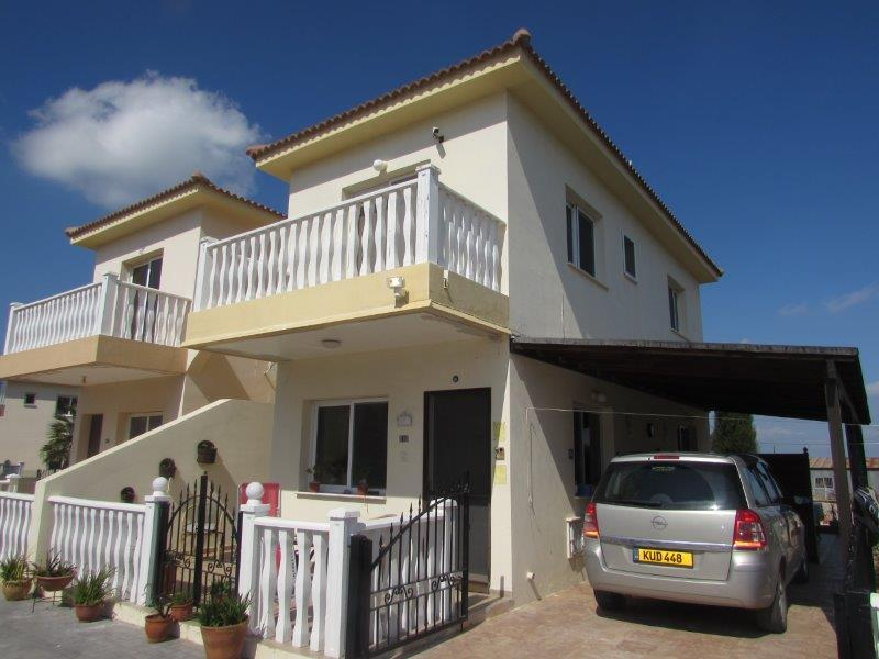 RENTED! Two bedroom house €500PCM
