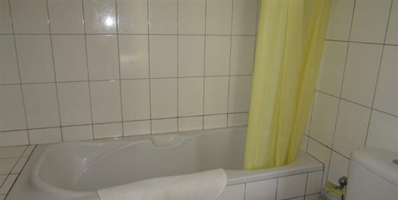 En suit bathroom