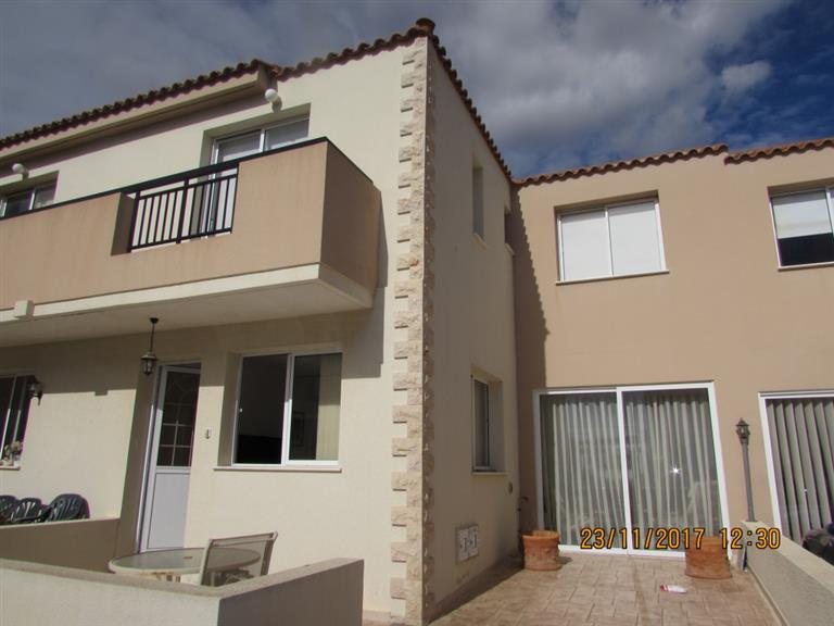 RENTED REF:  DH2 Three bed townhouse with sun room €550