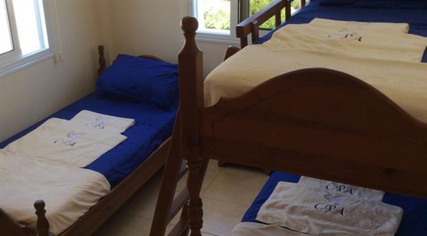 2nd Bedroom sleeps 3