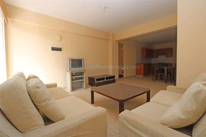 REF:  MVE101 Two Bed Furnished Apt Derynia €425pcm