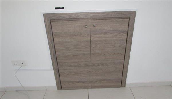 unstairs storage