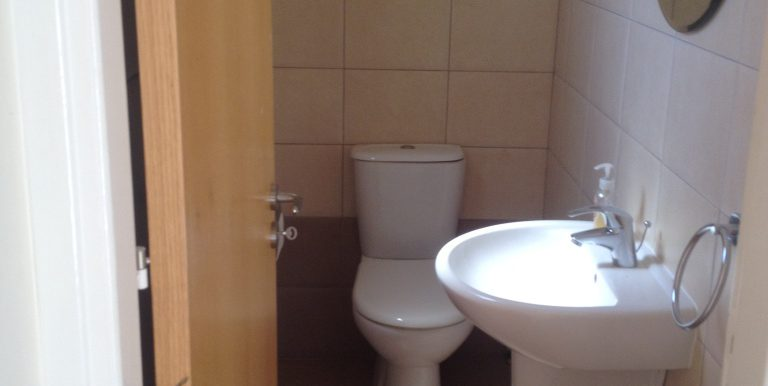 Downstairs guest WC