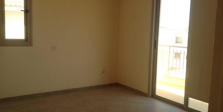 Master bedroom with walk through wardrobe and en suite bathroom