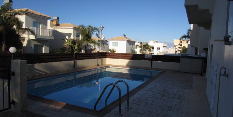 XV8 Pool Area