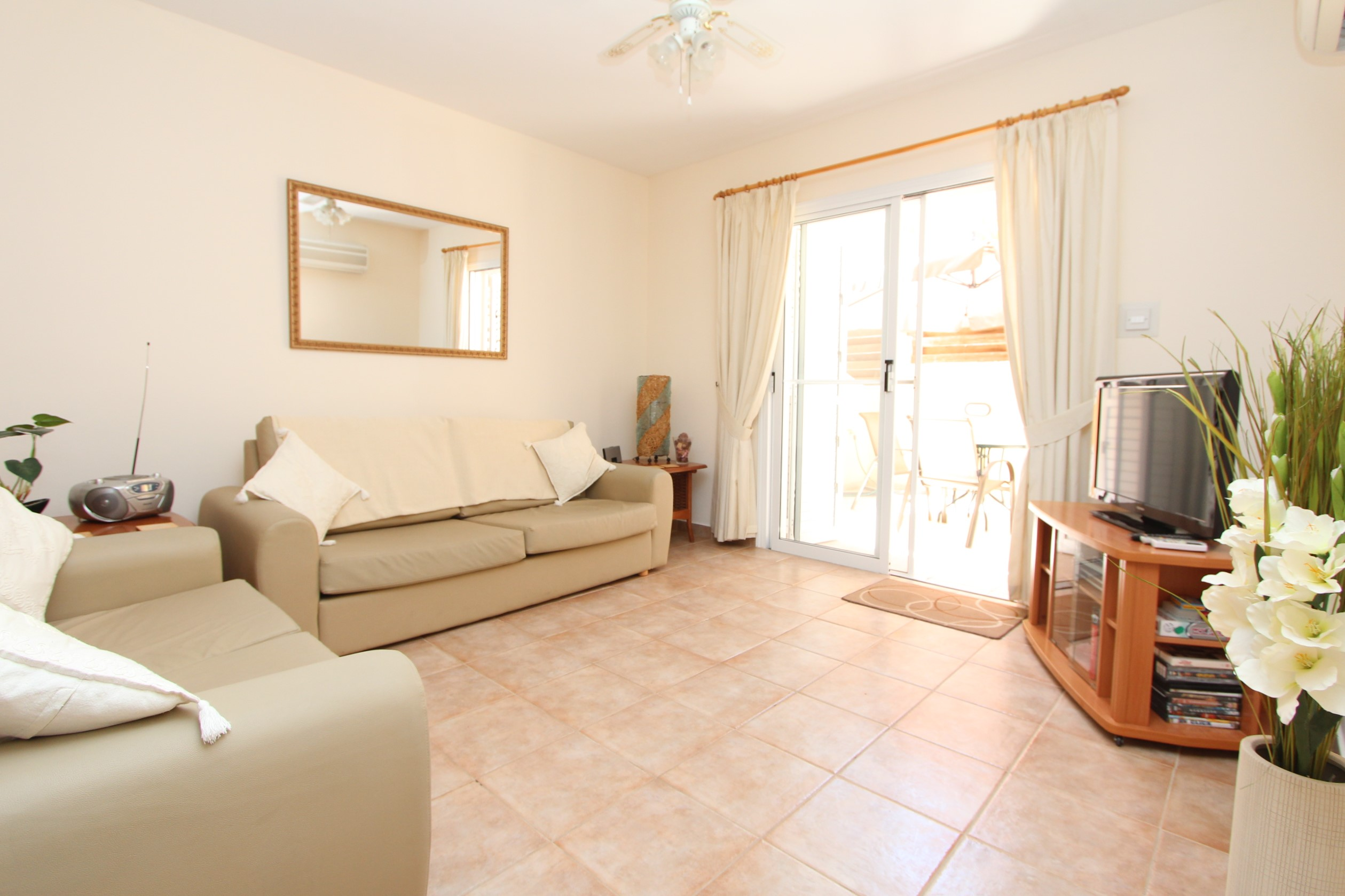 REF:  AC2-3-1 Summer Rental Available for Months May-Sept (3 months €2550).  Optional WIFI