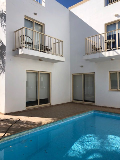 REF:  Abterra Villa three bed furnished house with private pool ONLY €750 per month