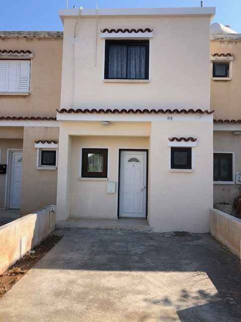 REF:  KK3 Two bed town house – €450PCM Kapparis/Paralimni