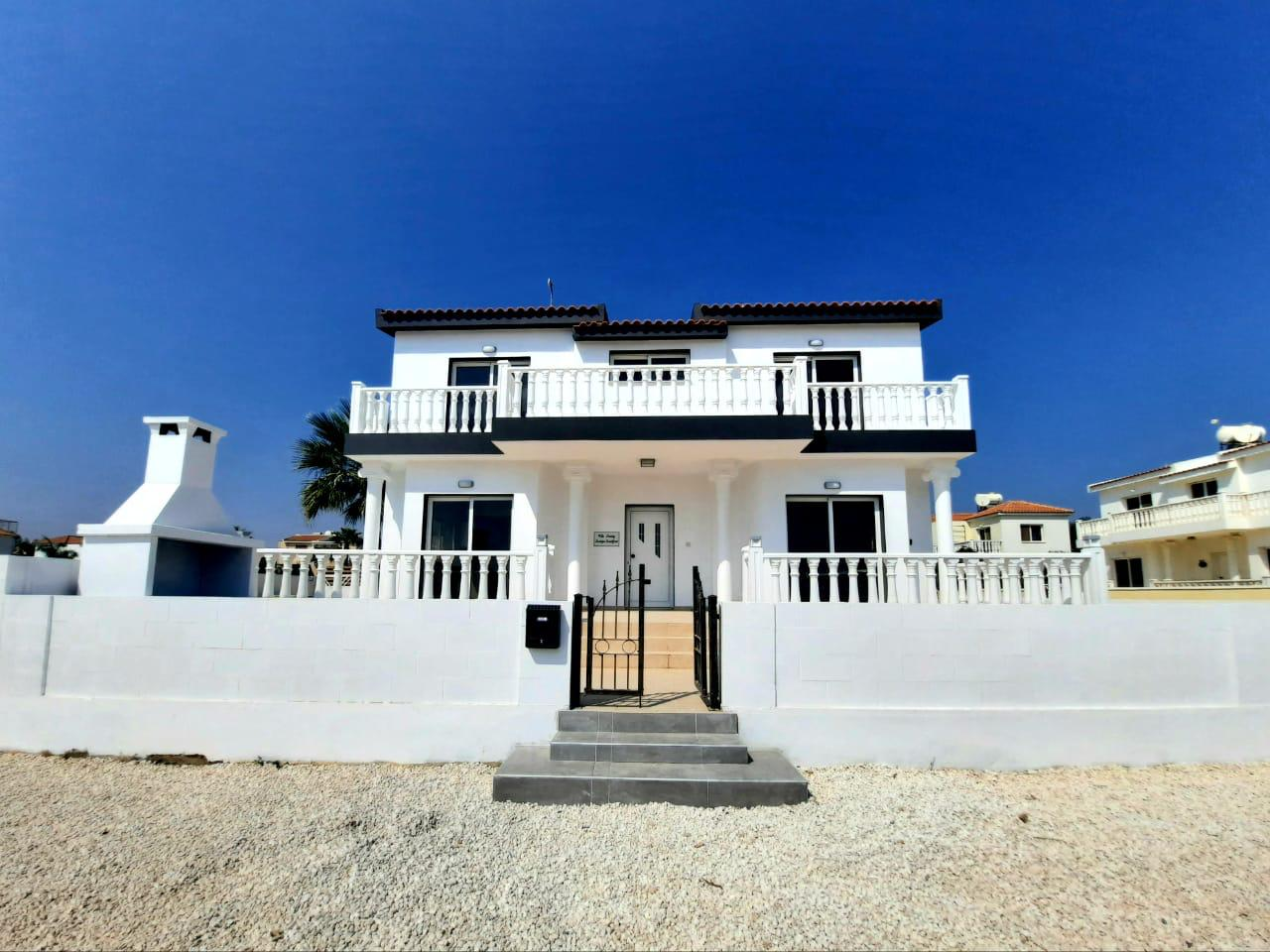 REF:  VILLASC – 4 bedroom Villa – unobstructed sea views – Sun City Thekla €2500pcm