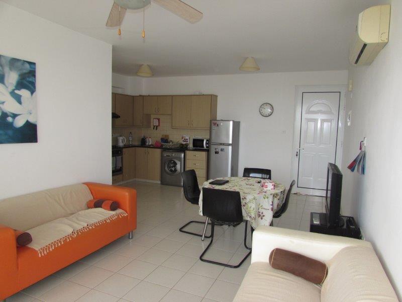 RENTED! REF:  FC18 Two Bedroom Furnished Modern Apt.  €400PCM Communal Pool.  Seaviews!