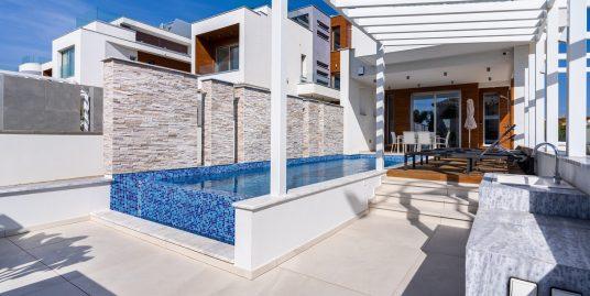 REF:  NHILLS 4 bedroom Stunning Villa Kokkines €4000.00pcm