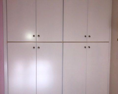 Good wardrobe space