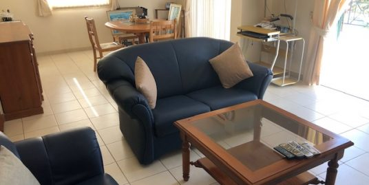 REF:  TAB101 Three bedroom apartment AUGUST/SEPTEMBER  €1000 per month