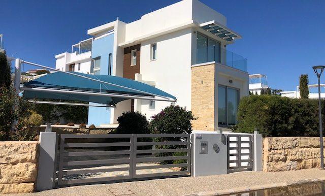 Milos Front View