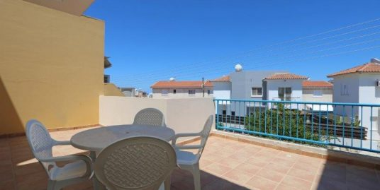 REF:  CCB14 Two Bed Apt, Paralimni Area with Large Balcony €450 per month (12 month contract)